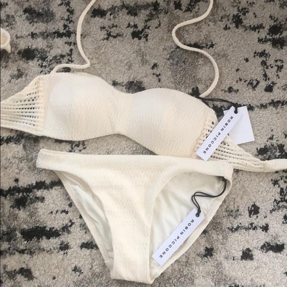 Robin Piccone Other - Robin piccone perla bikini size S NWT